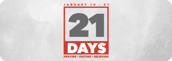 21 Day Fast-blog