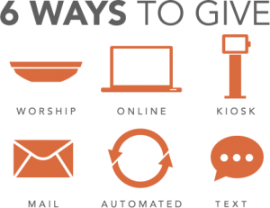 6 Ways to Give-Orange