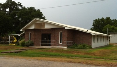 Pastor's Small Church