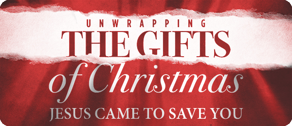 Unwrapping-Came to Save-blog